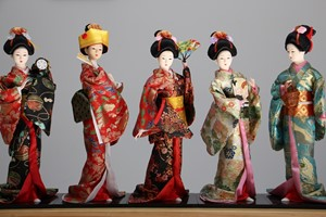 Picture for category Japanese Decorative Dolls