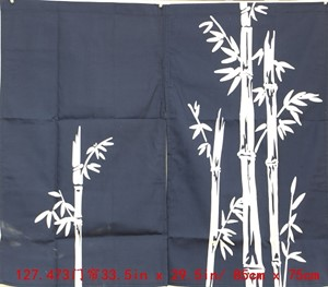 "Picture of ML18 ""Bamboo Tree"" Decorative Curtain (473)"