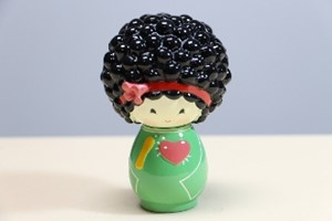 Picture of Decorative Countertop Doll - Afro Hairstyle