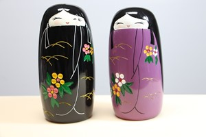 Picture of Decorative Contertop Dolls - Coin Bank Edition