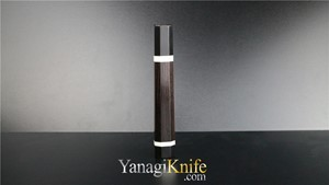 Picture of Ebony Double White Ring for Takobiki