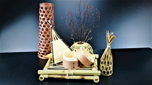 Picture for category Bamboo Decor