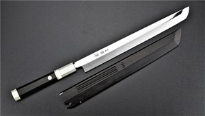 Picture of Akazawa Ginsan-Ko Mirror Honyaki 270mm ( Sold Out , Pre-orderable )