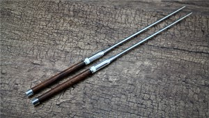 Picture of Ironwood Moribashi With a Genuine Silver Bolster