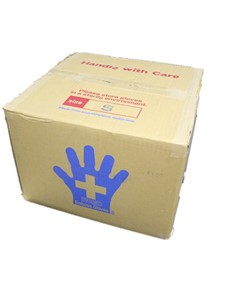 Picture of Discounted Extra Thick Five Finger Squeeze Glove#35 (box)